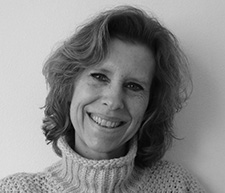 Portret Ingrid van Delft